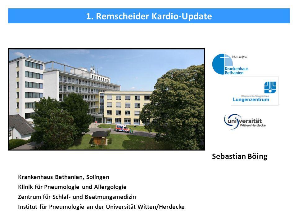 1. Remscheider Kardio-Update