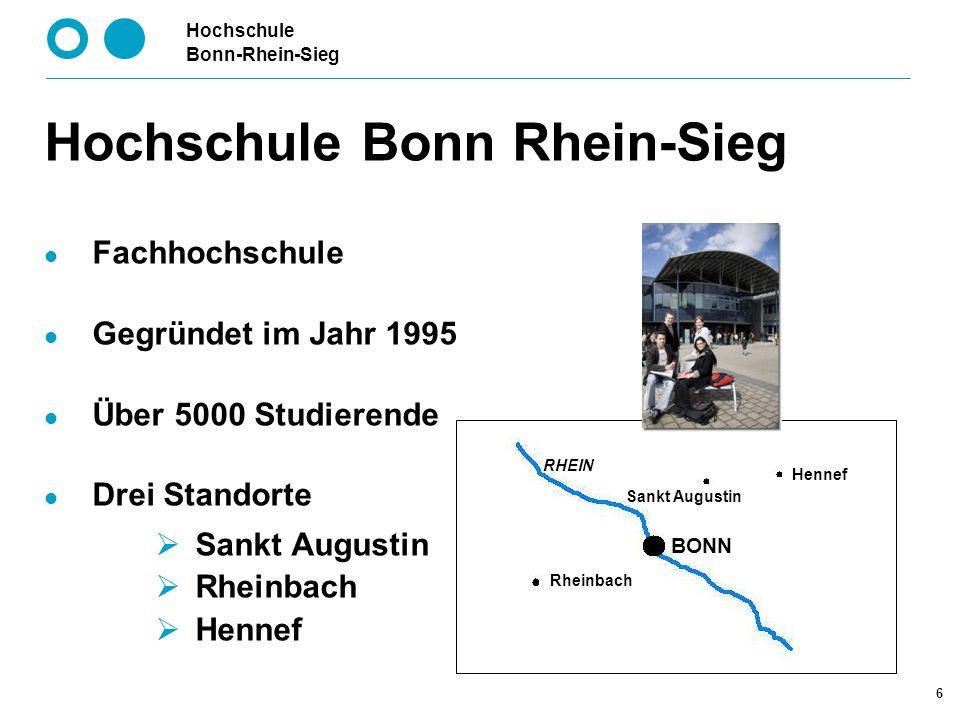 Hochschule Bonn Rhein-Sieg