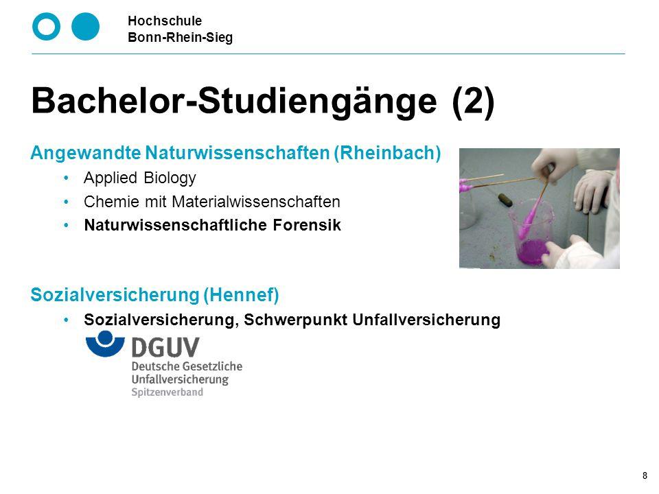 Bachelor-Studiengänge (2)