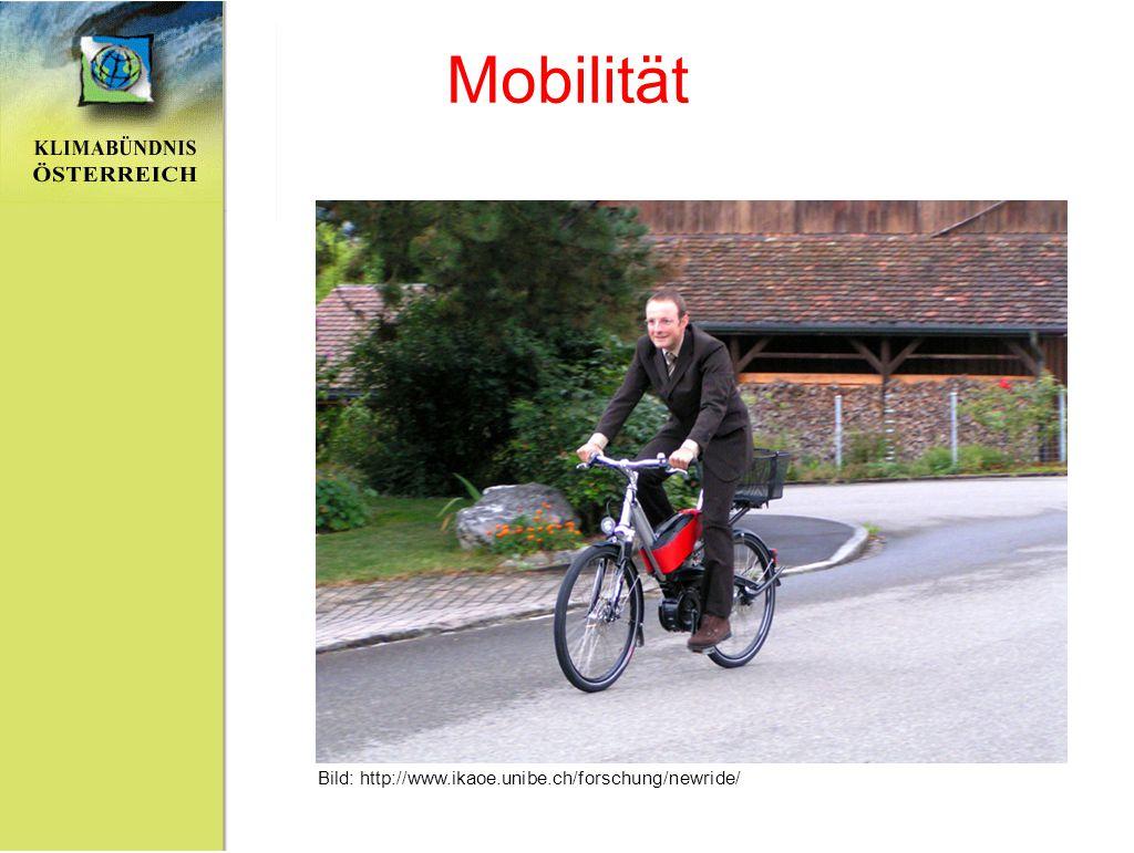 Mobilität Bild: http://www.ikaoe.unibe.ch/forschung/newride/