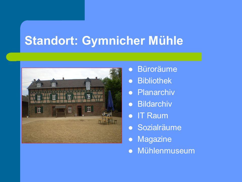 Standort: Gymnicher Mühle