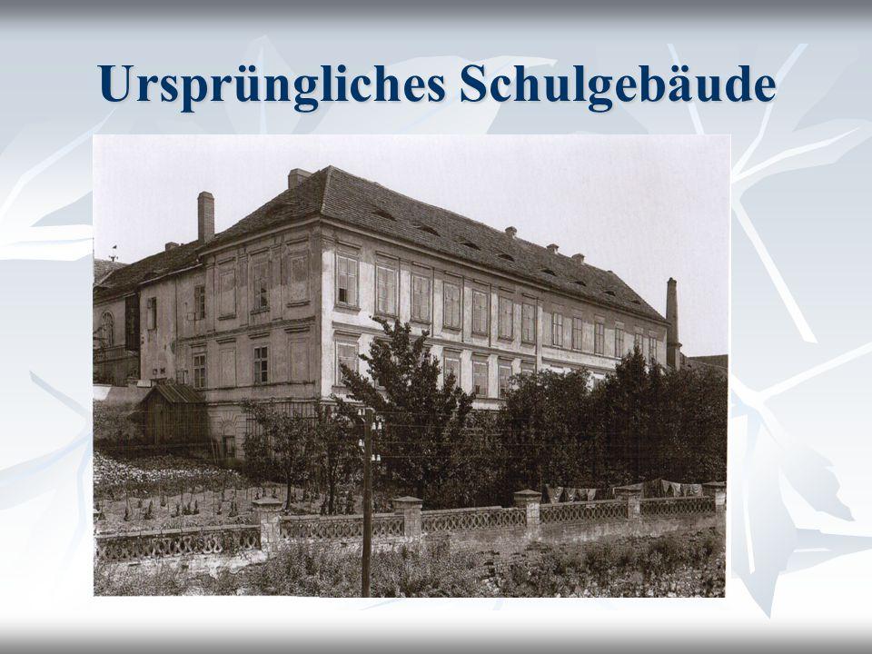 Ursprüngliches Schulgebäude