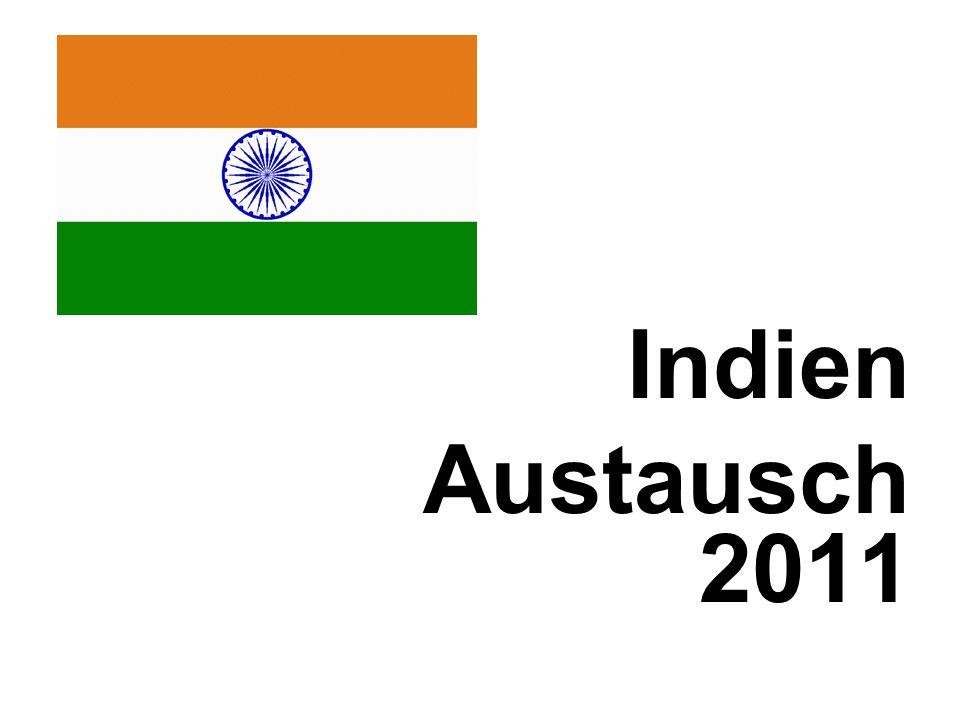 Indien Austausch 2011