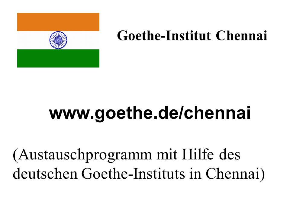 Goethe-Institut Chennai