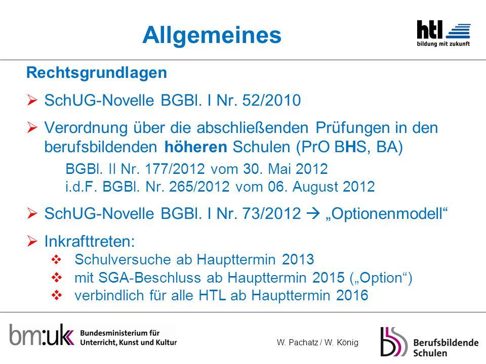 Allgemeines Rechtsgrundlagen SchUG-Novelle BGBl. I Nr. 52/2010