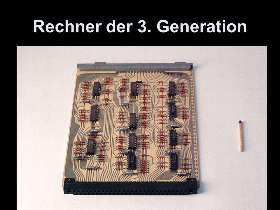 Rechner der 3. Generation