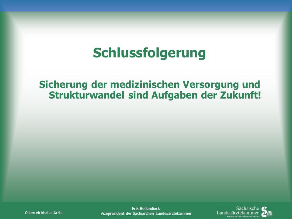 Vizepräsident der Sächsischen Landesärztekammer