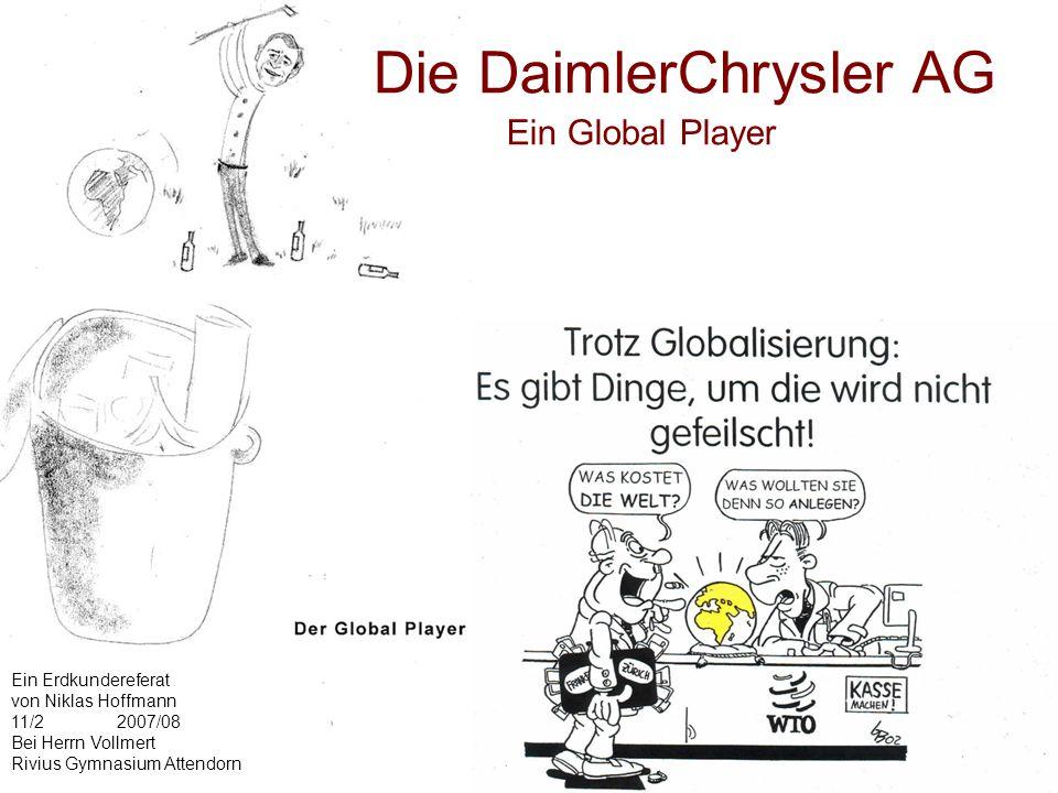 Die DaimlerChrysler AG