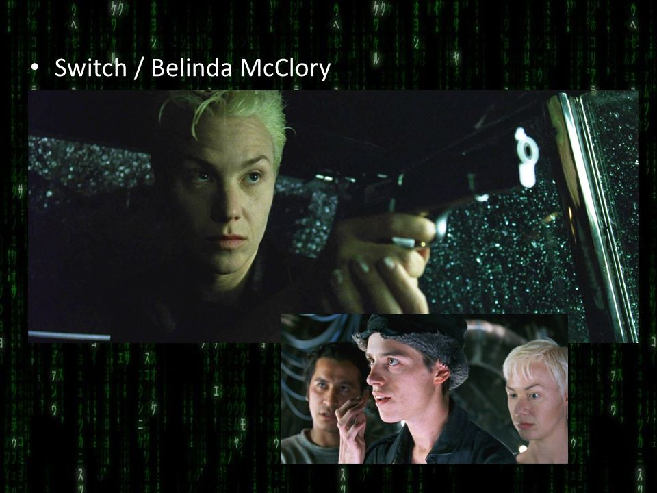 Switch / Belinda McClory