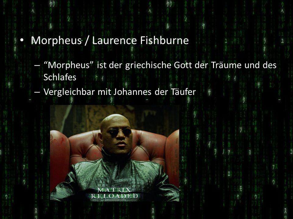 Morpheus / Laurence Fishburne