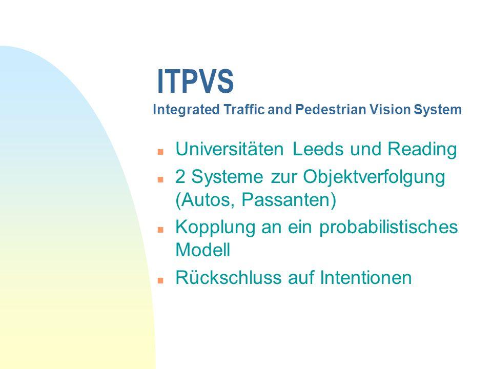 ITPVS Universitäten Leeds und Reading