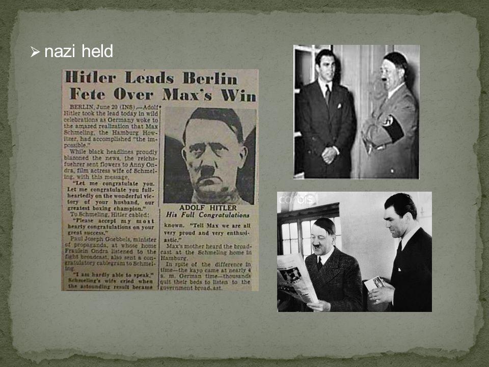 nazi held