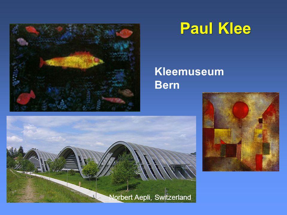 Paul Klee Kleemuseum Bern Norbert Aepli, Switzerland