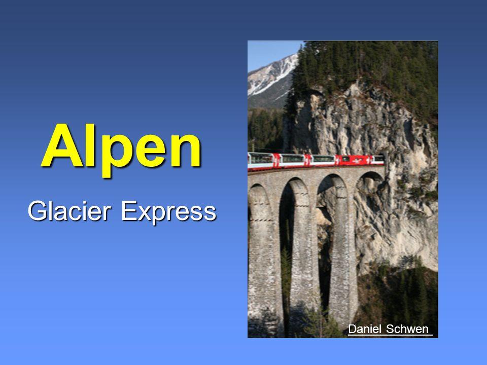 Alpen Glacier Express Daniel Schwen