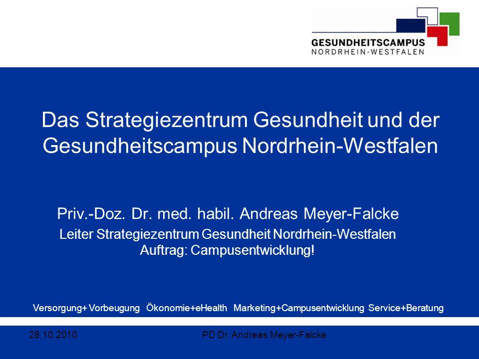 Priv.-Doz. Dr. med. habil. Andreas Meyer-Falcke