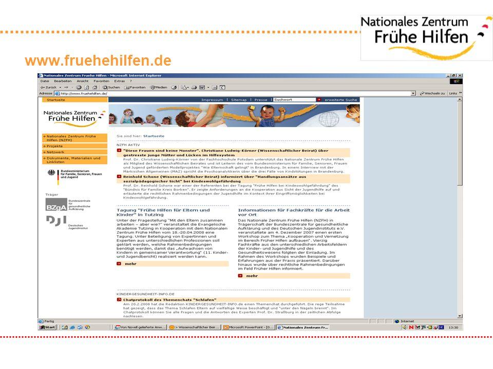 www.fruehehilfen.de
