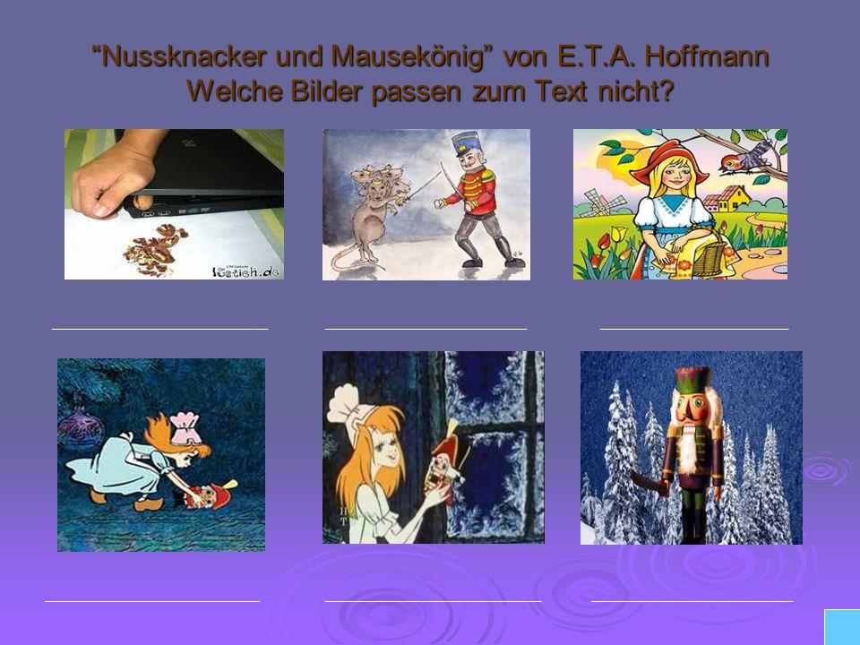 Nussknacker und Mausekönig von E. T. A