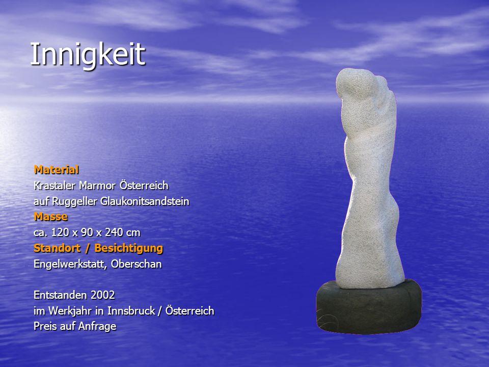 Innigkeit Material Krastaler Marmor Österreich