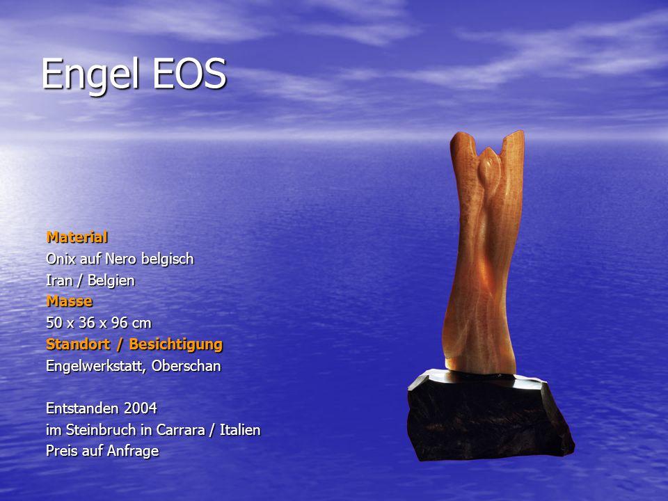 Engel EOS Material Onix auf Nero belgisch Iran / Belgien Masse