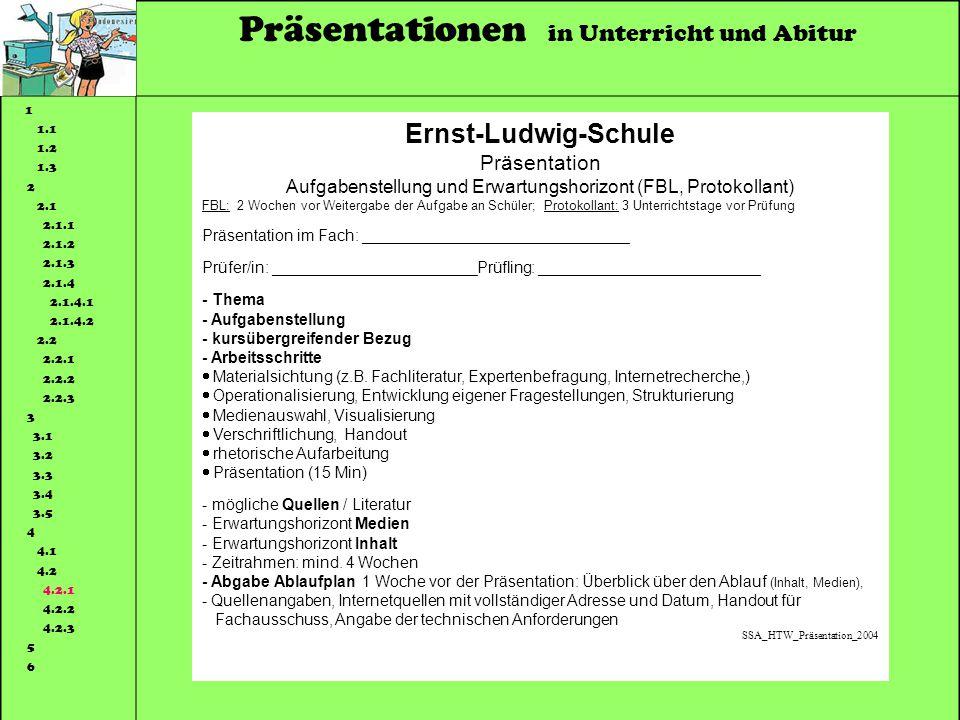 Aufgabenstellung und Erwartungshorizont (FBL, Protokollant)