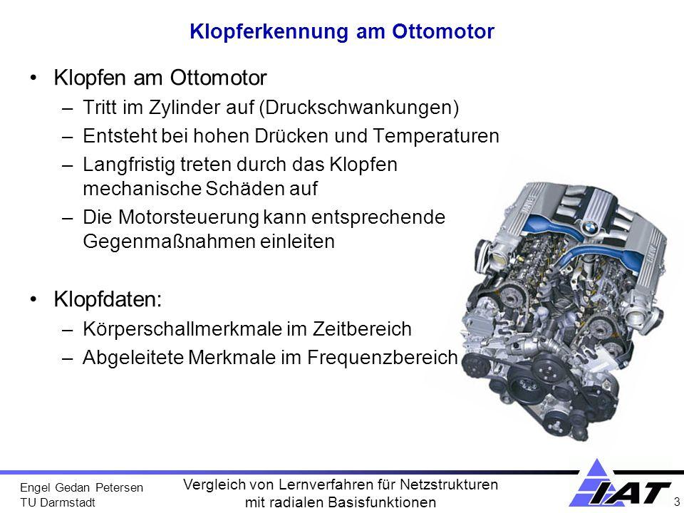 Klopferkennung am Ottomotor