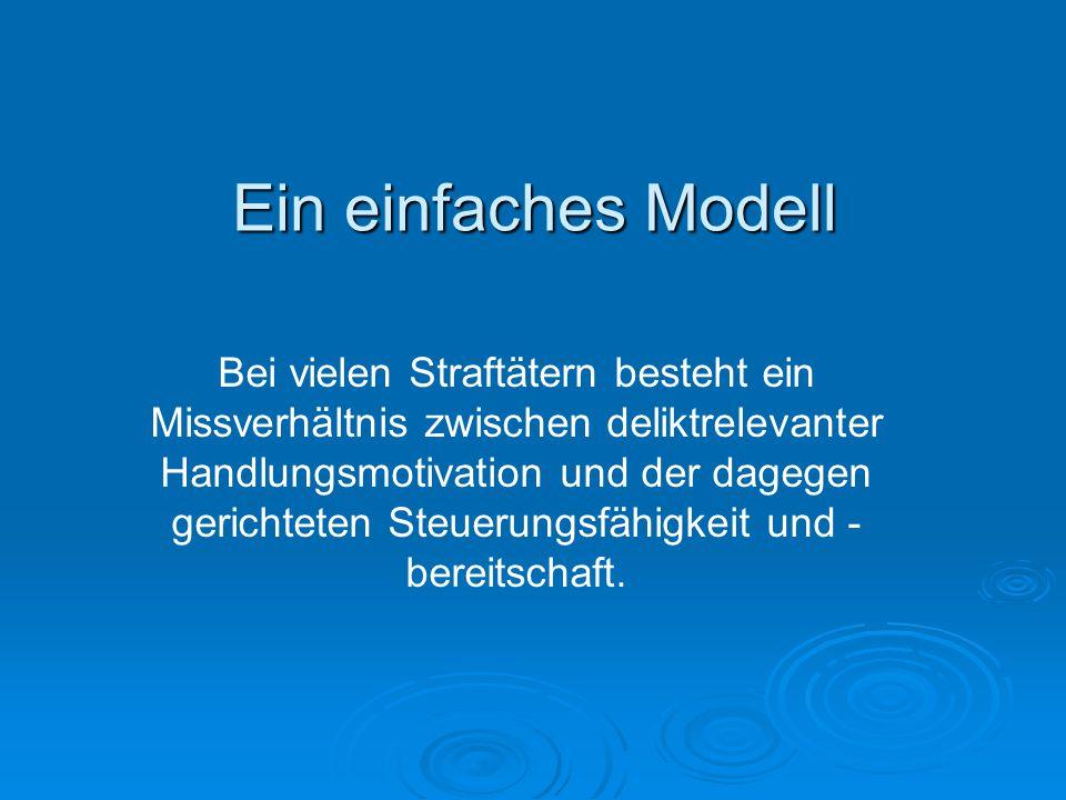 Ein einfaches Modell