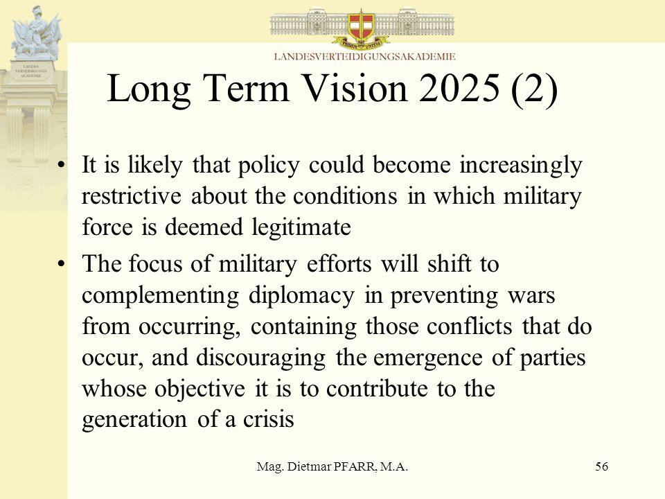Long Term Vision 2025 (2)