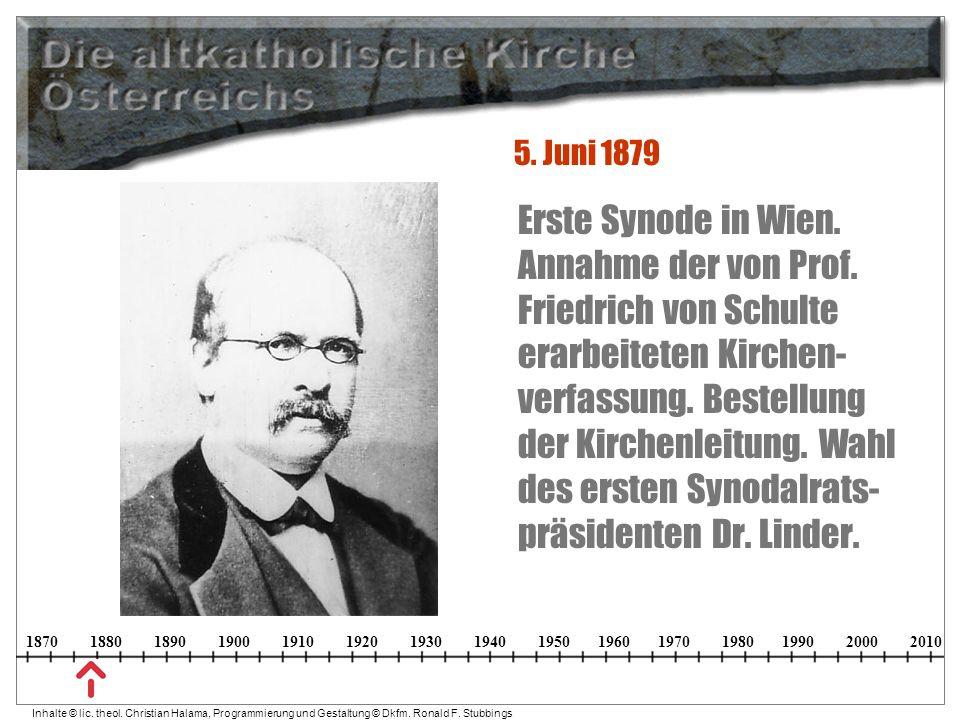 5. Juni 1879