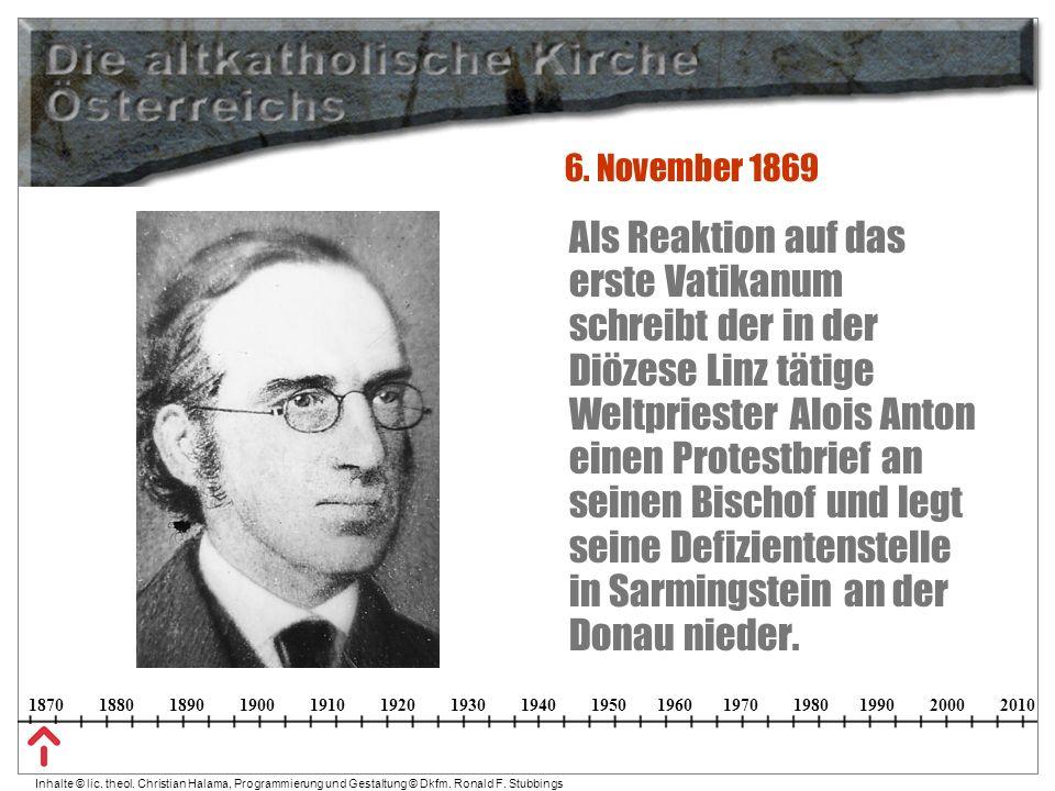6. November 1869