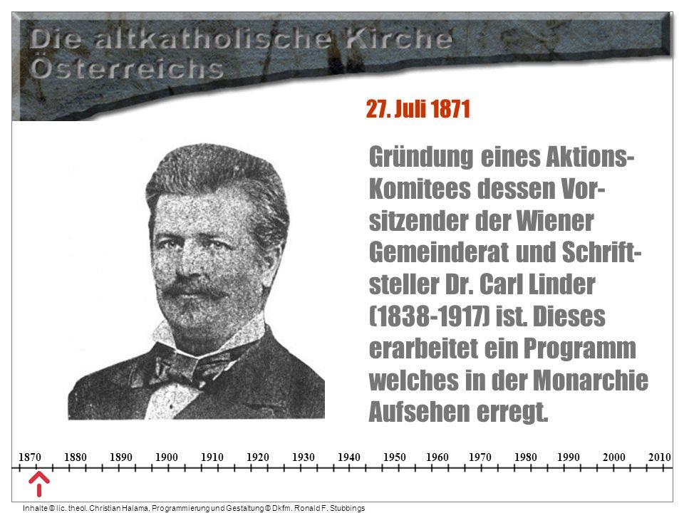 27. Juli 1871