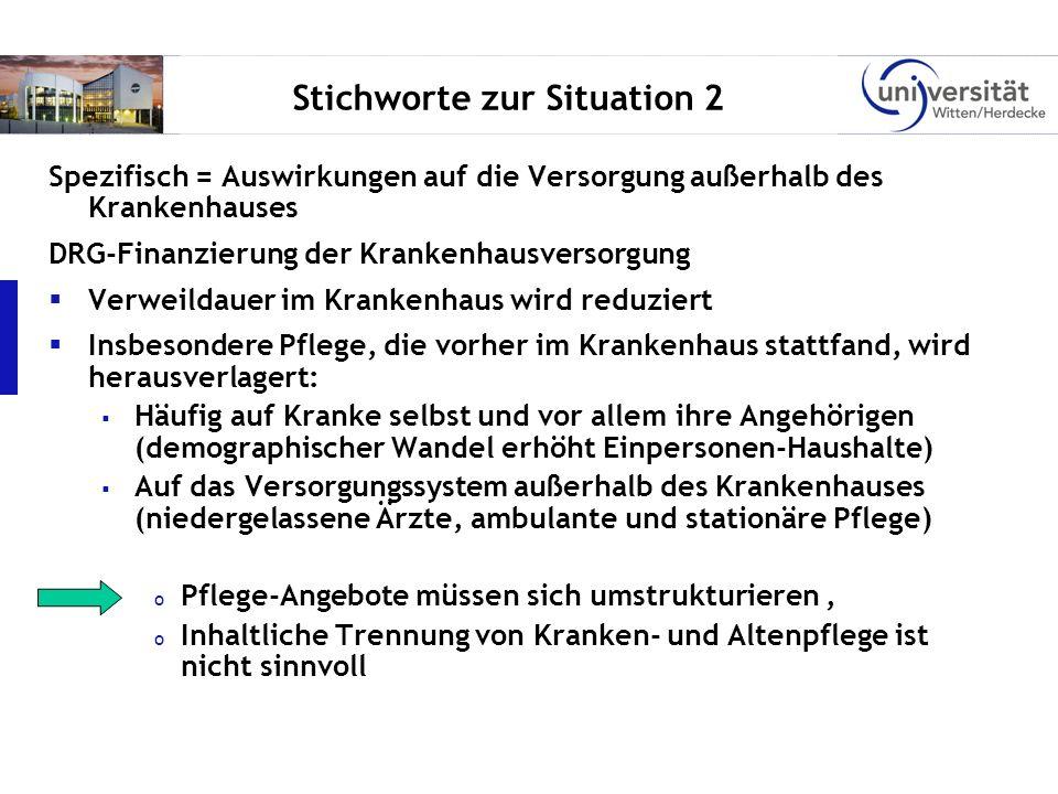 Stichworte zur Situation 2