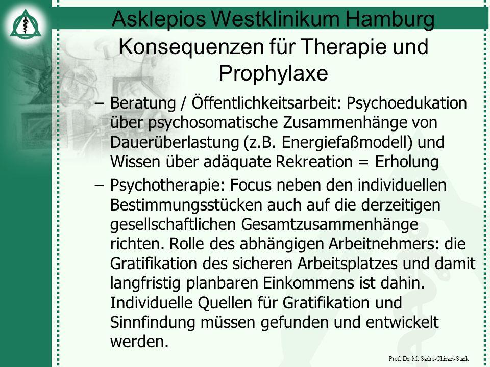 Konsequenzen für Therapie und Prophylaxe