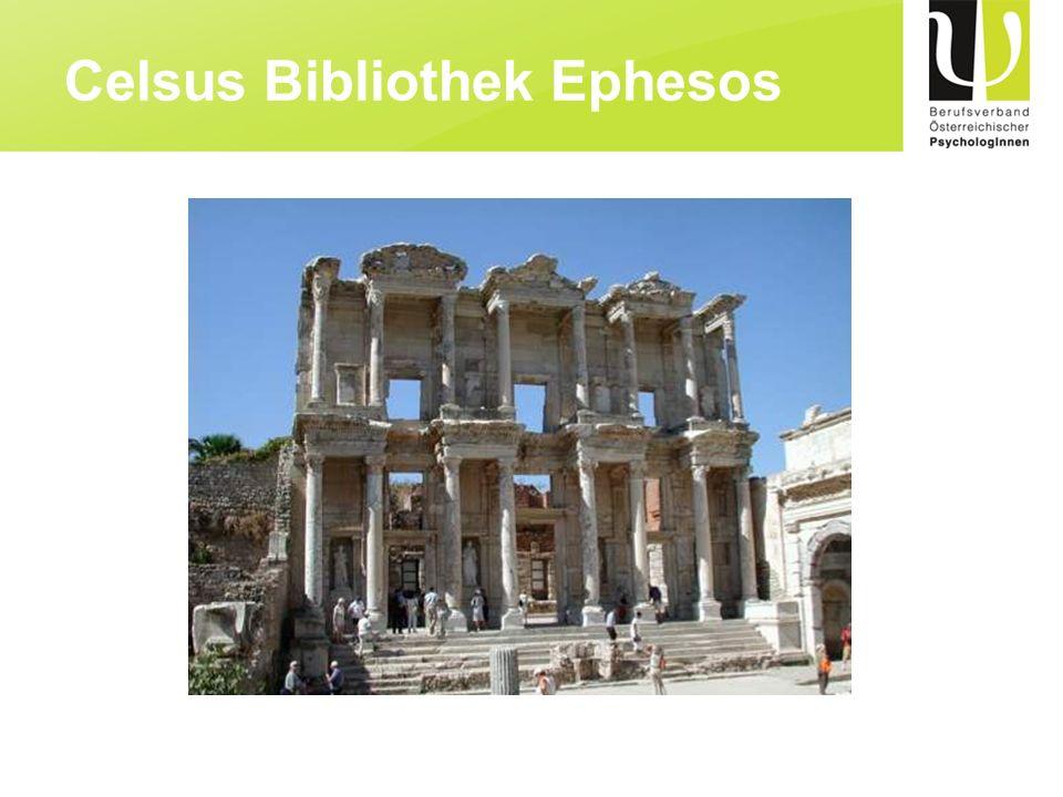 Celsus Bibliothek Ephesos