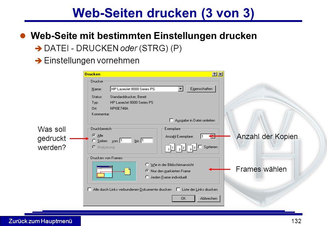 Web-Seiten drucken (3 von 3)