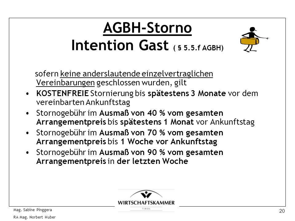 AGBH-Storno Intention Gast ( § 5.5.f AGBH)