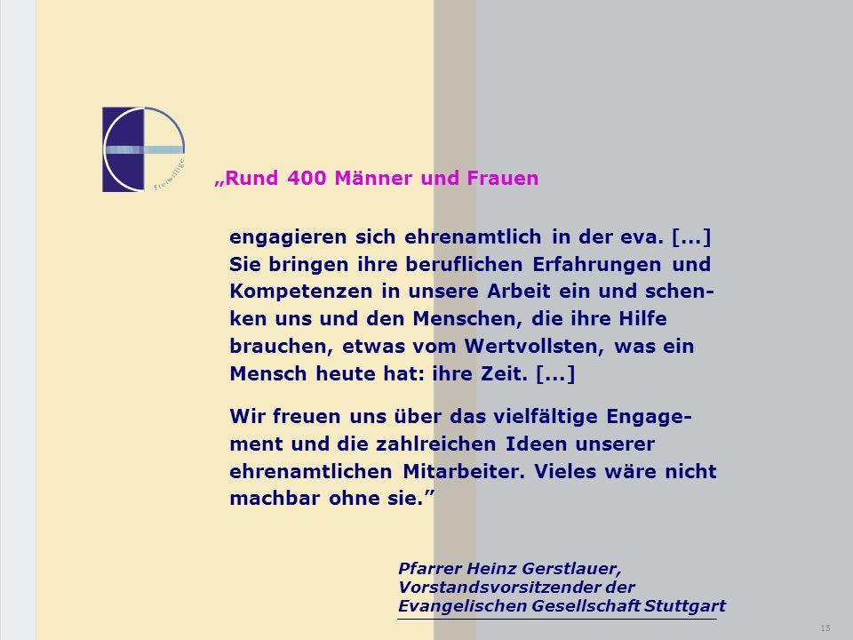 """""""Rund 400 Männer und Frauen"""