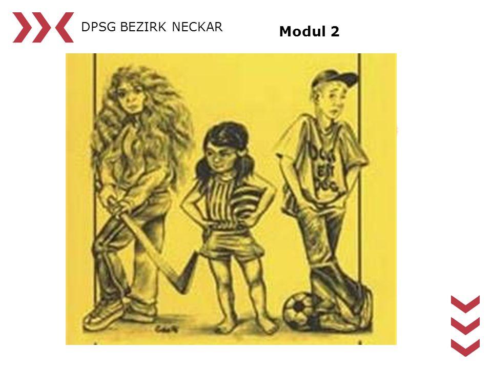 DPSG BEZIRK NECKAR Modul 2