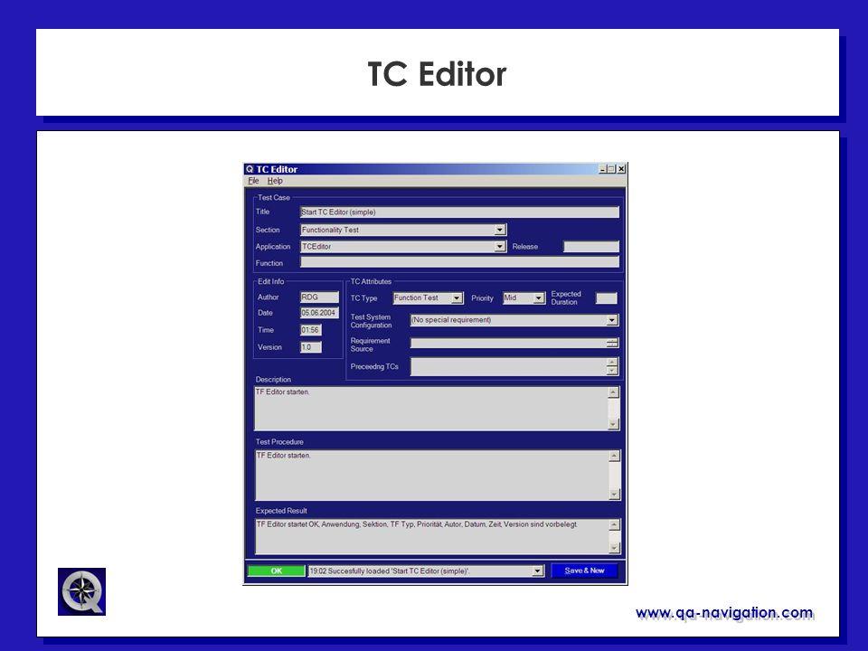 TC Editor