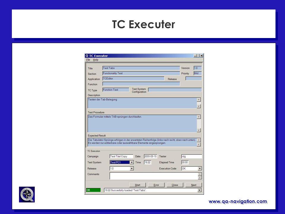 TC Executer
