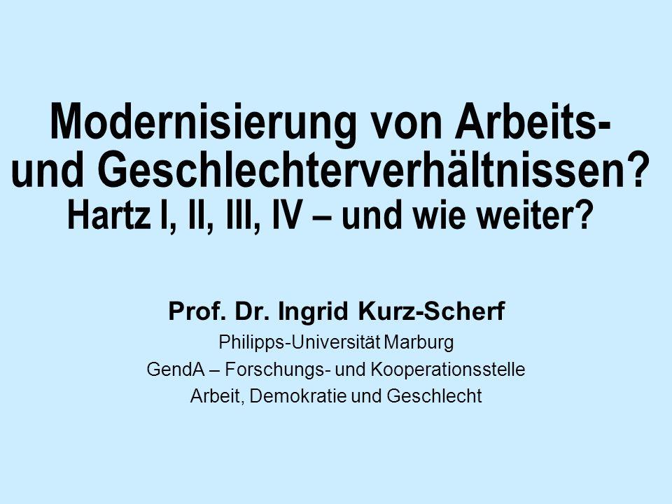 Prof. Dr. Ingrid Kurz-Scherf