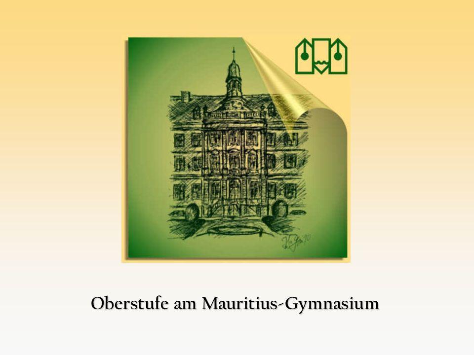 Oberstufe am Mauritius-Gymnasium