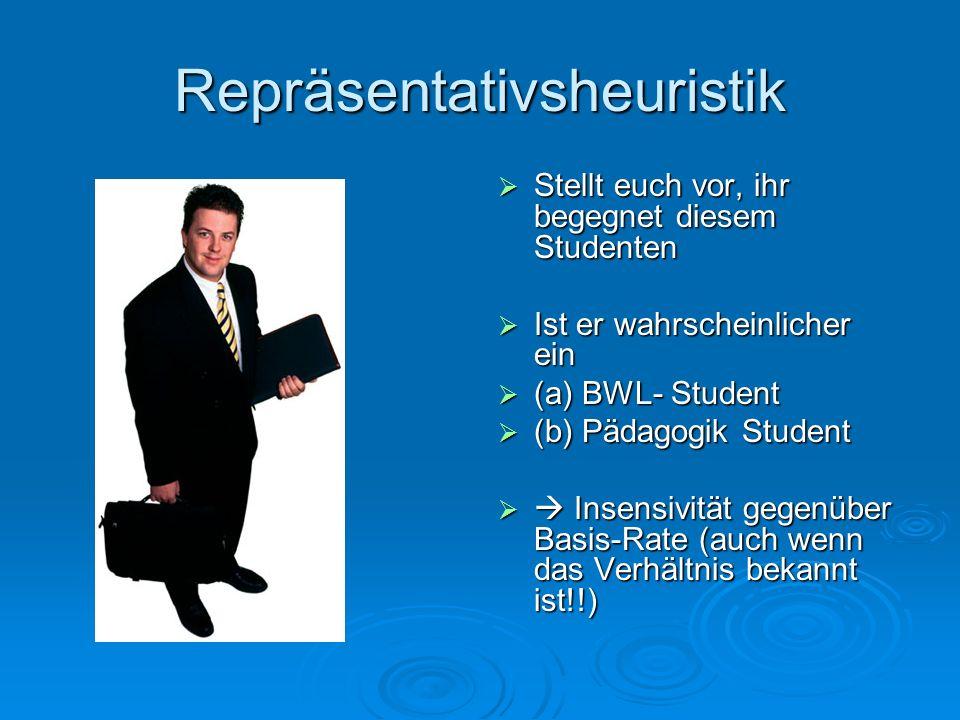 Repräsentativsheuristik