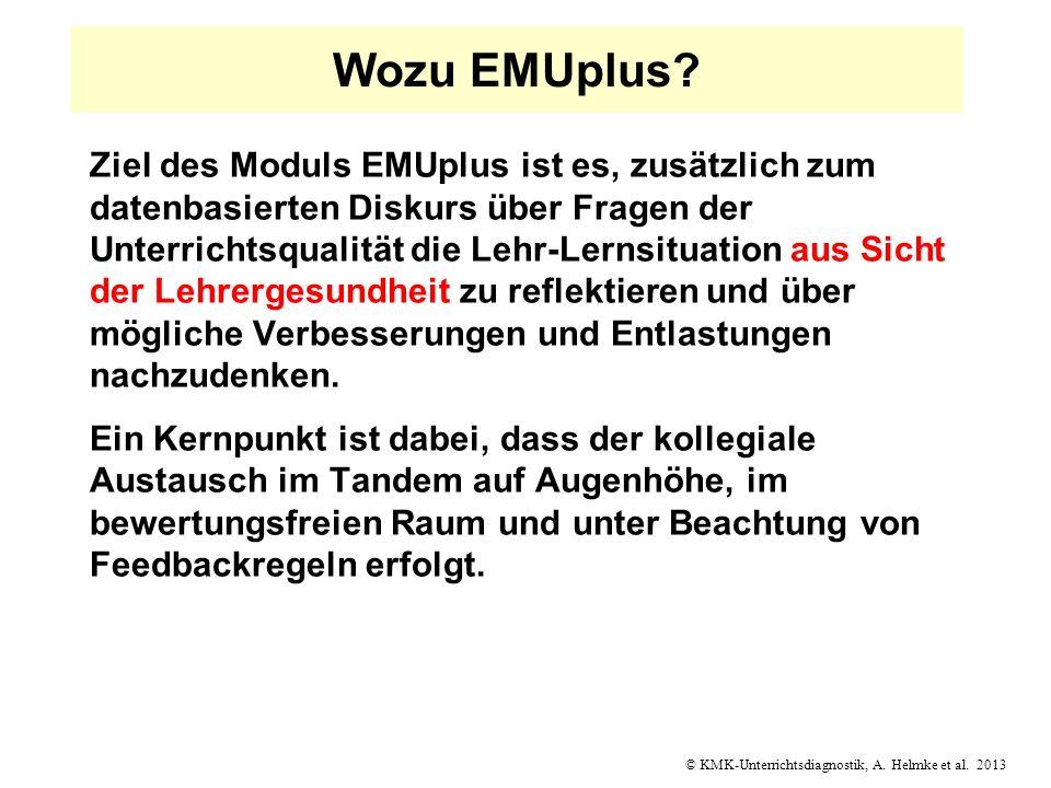 Wozu EMUplus