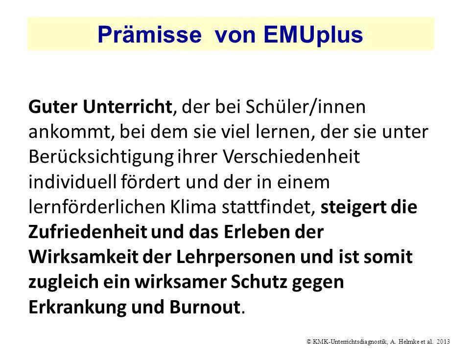 Prämisse von EMUplus