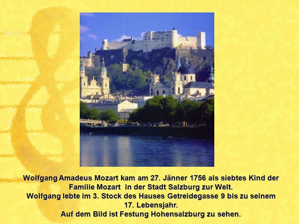 Auf dem Bild ist Festung Hohensalzburg zu sehen.
