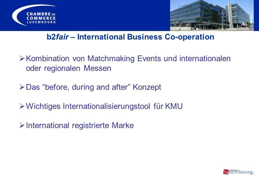 b2fair – International Business Co-operation