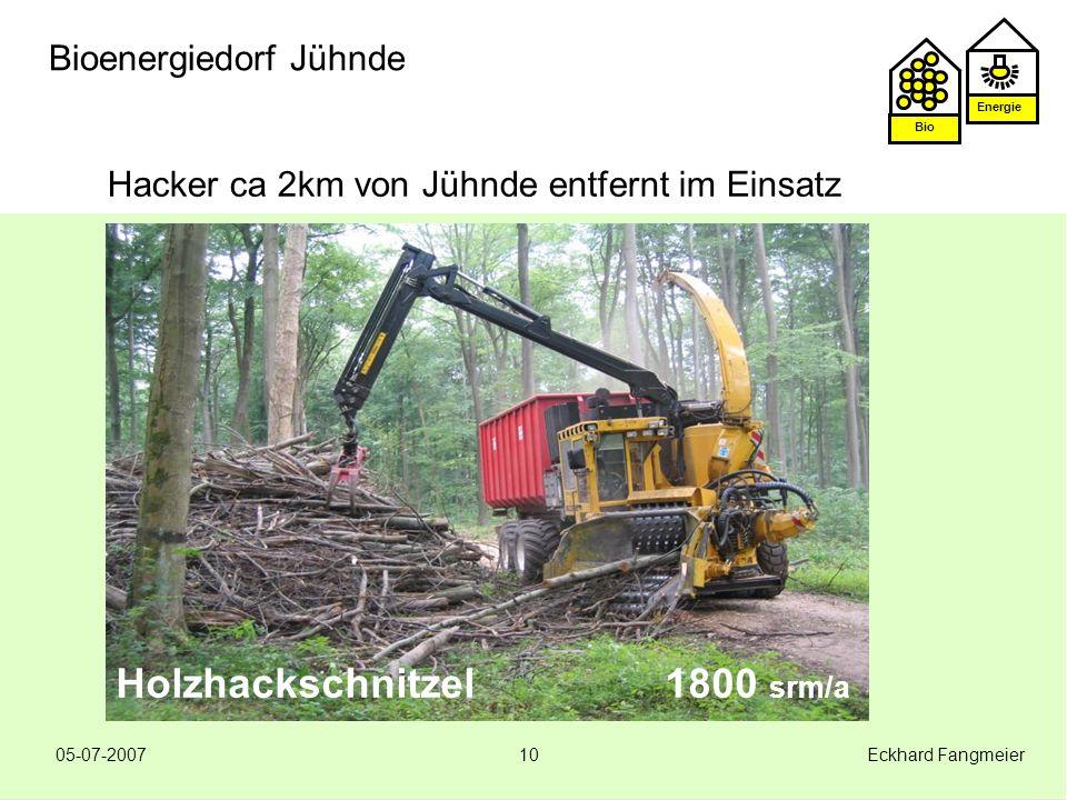 Holzhackschnitzel 1800 srm/a