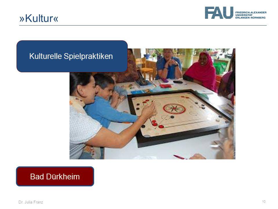 Kulturelle Spielpraktiken
