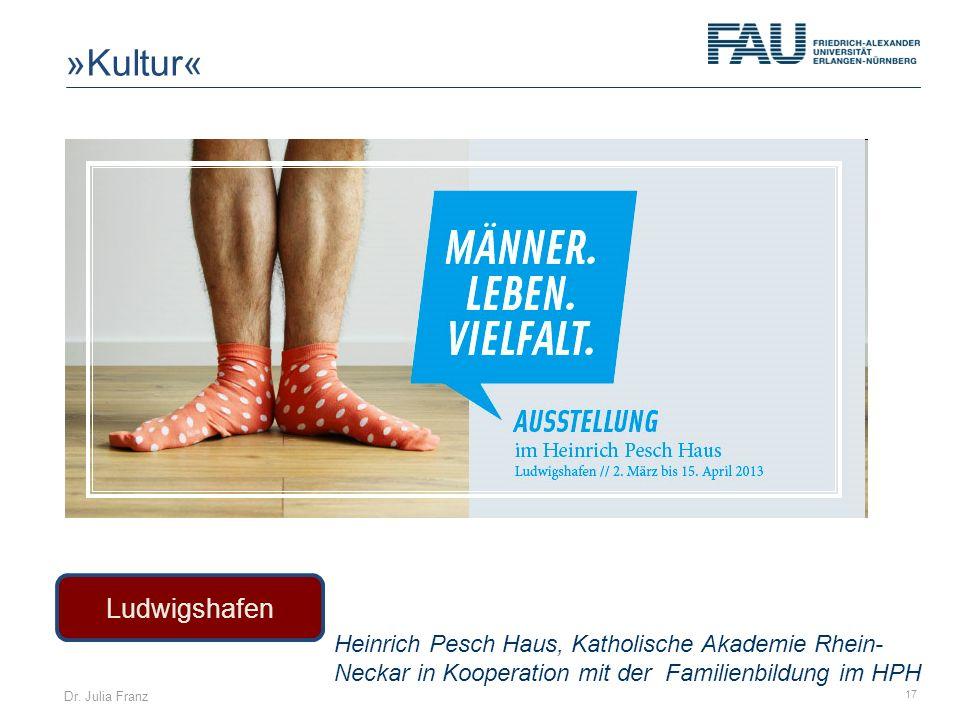 »Kultur« Ludwigshafen