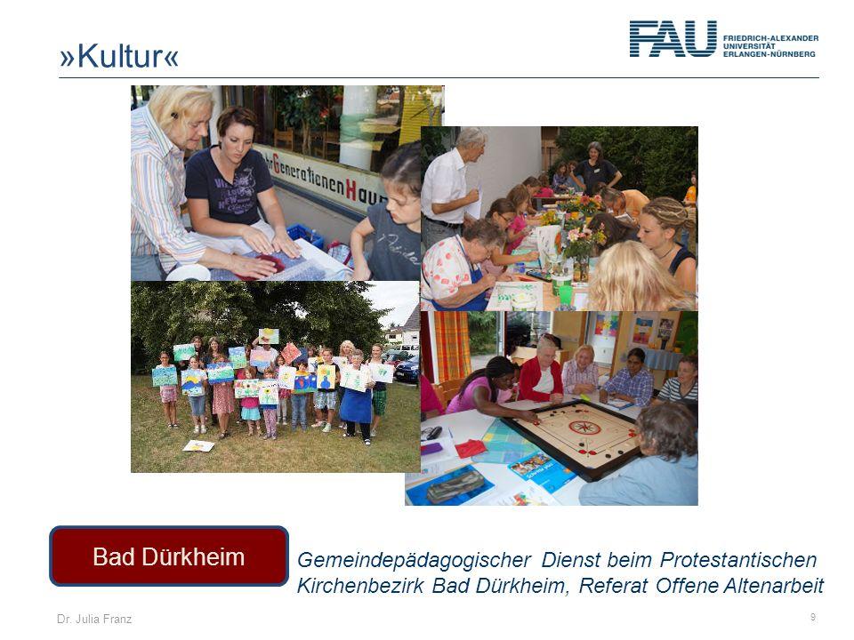 »Kultur« Bad Dürkheim.